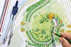 Landscape Designs Blueprints