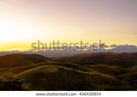Landscape Horizon