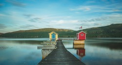 Landscape Images of Newfoundland and Labrador