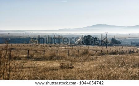 Shutterstock landscape in ciudad rodrigo