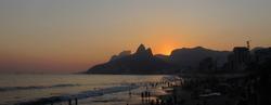Landscape in Rio de Janeiro