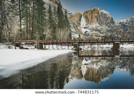 landscape of yosemite national...