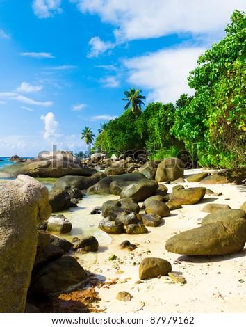 Landscape Sea Getaway