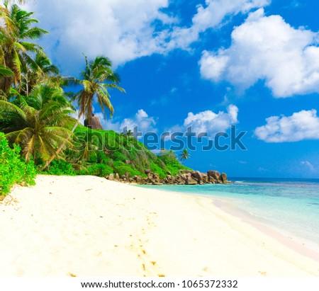 Landscape Summertime Tranquility  #1065372332