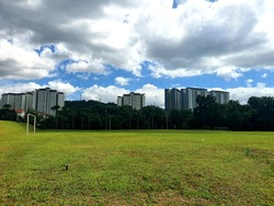 Landscape view in Presint 17 Putrajaya