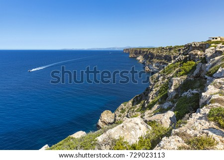 Shutterstock Landscapes lighthouses and towers Cabo Blanco Majorca