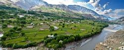 landscapes of chitral, kp , Pakistan