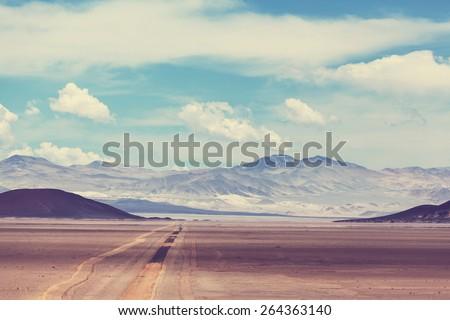 Landscapes of Northern Argentina #264363140
