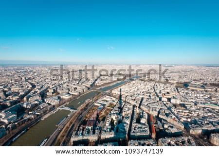 Landscapes of Paris