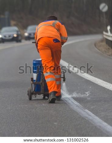 lane marker guys