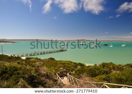 Langebaan Lagoon - West Coast National Park, South Africa