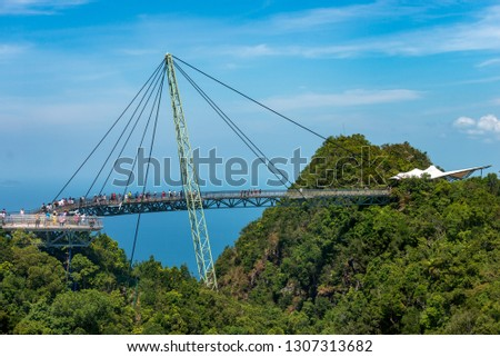 Langkawi Sky Bridge, Malaysia #1307313682