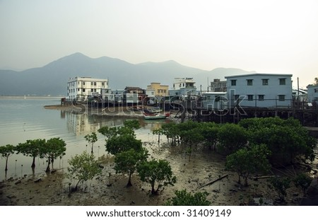 Lantau Island, also Lantao, based on the old local name of Lantau Peak, is the largest island in Hong Kong, located at the mouth of the Pearl River.