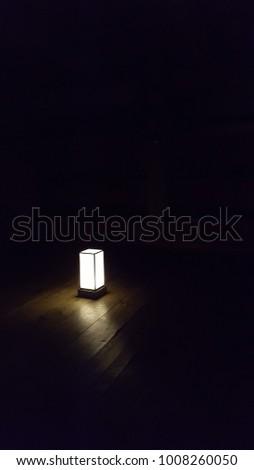 Lantern Inside Himeji-Jo  #1008260050