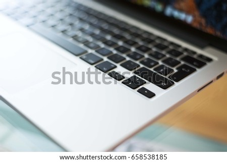 laptop computer keyboard #658538185
