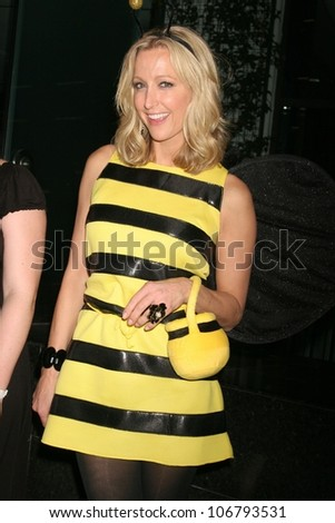 Lara Spencer  at PAMA's Halloween Masquerade, Stone Rose, Los Angeles, CA. 10-30-08