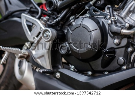 Large bike engines and modern engine systems