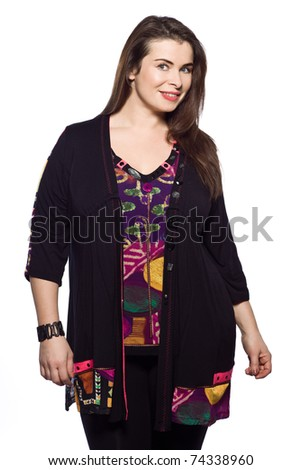 Mobile updates from extensive range of Spring Fashion for Large Women