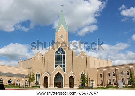Large church #66677647