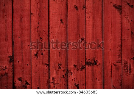 Large Creative Wood Background