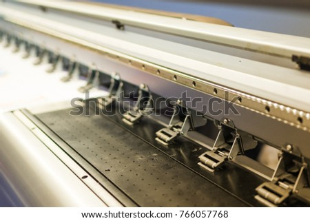 Large Format Inkjet Printer #766057768