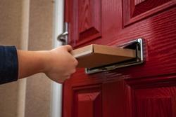 Large Letter Delivery