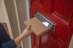 Large Letter Delivery 2