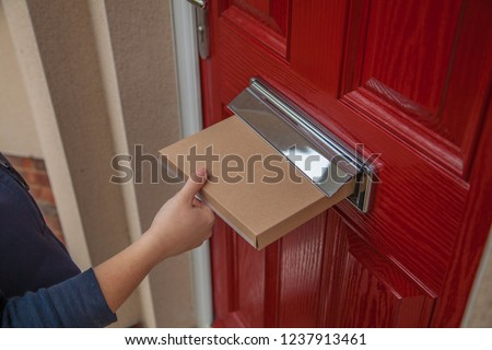 Large Letter Delivery 2 Stock photo ©