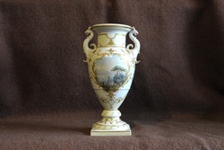 large porcelain vase for flowers