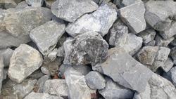 Large stones for garden decoration