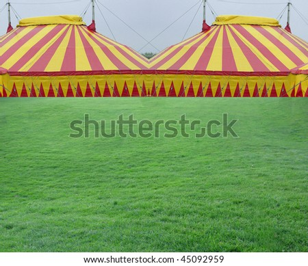 Large tent for events from sports to weddings