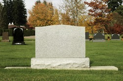 Large Tombstone