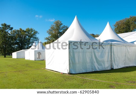 large white tent for large events #62905840