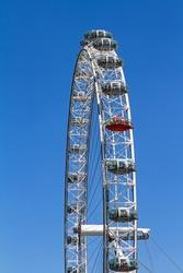 Largest carousel - Ferris wheel