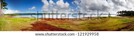 largest water reservoir of Mauritius