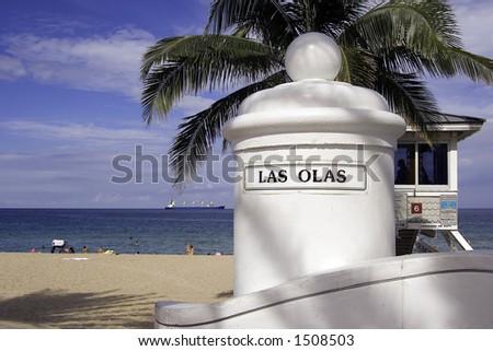 Las Olas, Ft. Lauderdale Beach drive