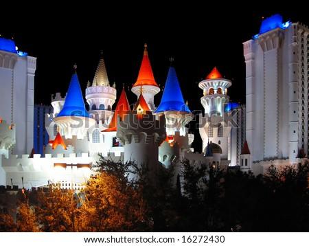 Acura  Vegas on Las Vegas Castle