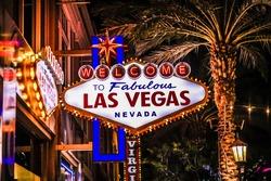 Las Vegas City in Nevada