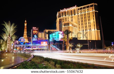 stock photo : LAS VEGAS - MAR