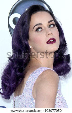 LAS VEGAS - MAY 20:  Katy Perry arrives at the 2012 Billboard Awards at MGM Garden Arena on May 20, 2012 in Las Vegas, NV