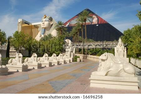 las vegas hotels luxor. Luxor Las Vegas hotel