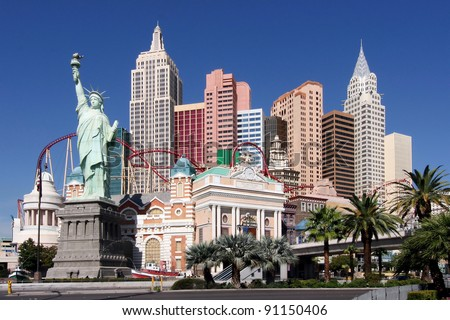 Las Vegas, New York New York