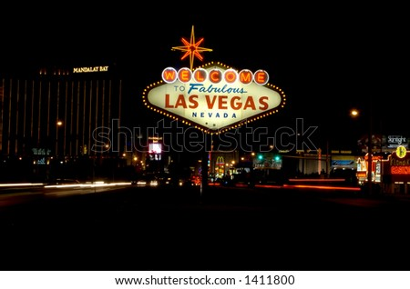 Las Vegas sign II