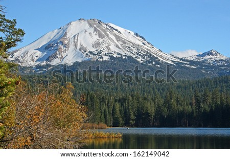 Lassen Peak - California, Lassen Volcanic National Park
