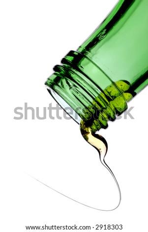 last drop of syrup