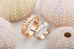 Latest gold diamond ring jewelry
