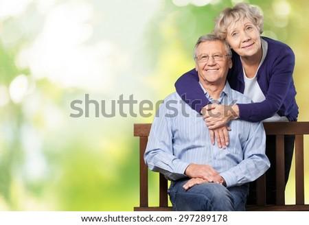 Latin American and Hispanic Ethnicity, Senior Adult, Couple.
