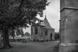 Lauffen am Neckar, Baden-Württemberg, Germany: So-called Regiswindis Chapel, but actually a chapel of St. Anna.