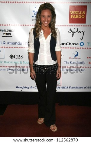 "Lauren C. Mayhew at the ""A Night Of Comedy V"" Fundraising Event presented by The Children Affected by AIDS Foundation. Wilshire Theatre Beverly Hills, Beverly Hills, CA. 04-14-07"