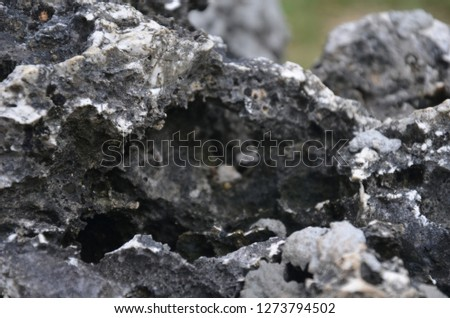 lava stone, closeup lava rock, gray, grey, gray stone, gray rock